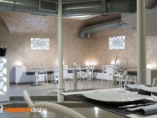 Allestimento locale Falegnamerie Design Negozi & Locali Commerciali Legno Bianco