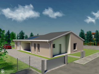 Cantiere a Colle Umberto Kit Casa Italia