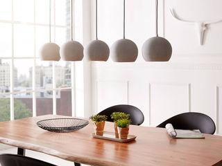 Unsere Leuchten - Damit Ihnen ein Licht aufgeht DELIFE HaushaltAccessoires und Dekoration Beton Grau
