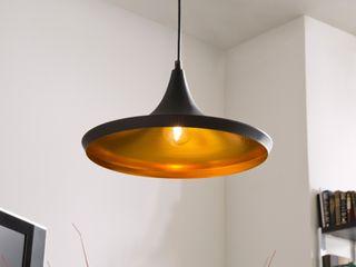 Unsere Leuchten - Damit Ihnen ein Licht aufgeht DELIFE HaushaltAccessoires und Dekoration Aluminium/Zink Schwarz