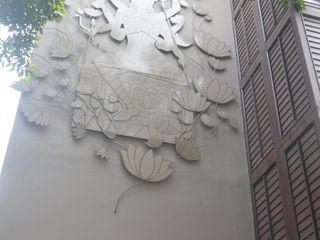 mrittika, the sculpture 호텔 알루미늄 / 아연 그레이