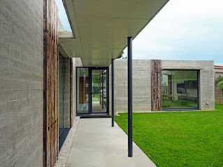 AD+ arquitectura Maison individuelle Béton