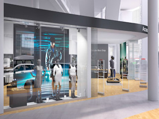 FISCHER & PARTNER lichtdesign. planung. realisierung Car Dealerships