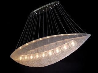 willowlamp 客廳照明 銀/金 Metallic/Silver
