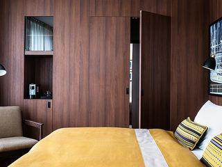 Hotel Speicherstadt Zimmer MARKUS HILZINGER Moderne Hotels