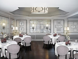 Villa Belrose Interior Design MARKUS HILZINGER Klassische Hotels