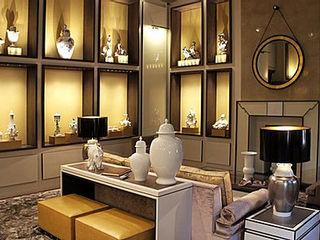 Villa MEISSEN Interieur Design MARKUS HILZINGER Klassische Ladenflächen
