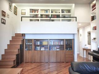 Appartamento Vomero arch. Lorenzo Criscitiello Soggiorno moderno