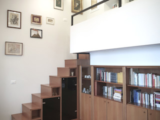 Appartamento Vomero arch. Lorenzo Criscitiello Studio moderno