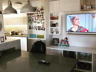 balConcept SpA Вбудовані кухні