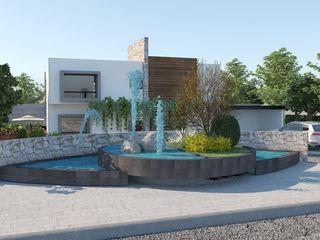 Arquitectura Progresiva Single family home Concrete White
