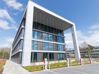 Ausbildungszentrum Stromnetz Hamburg Munder und Erzepky Landschaftsarchitekten Moderne Schulen