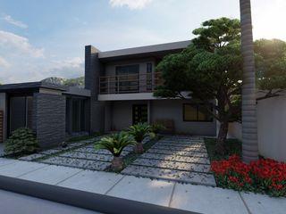 Dacsa Reynosa Multi-Family house Concrete Green