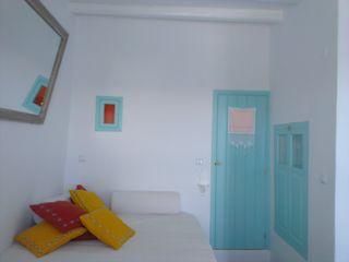 studio patrocchi Chambre méditerranéenne