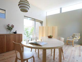NASU CLUB Nowoczesny salon Lite drewno Biały
