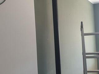 Instalação de Salamandra Extraflame Luisella GoldClima Salas de estar modernas