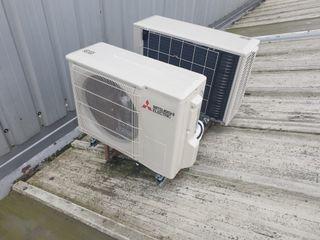 Instalação de Ar Condicionado Mitsubishi Electric GoldClima Escritórios industriais