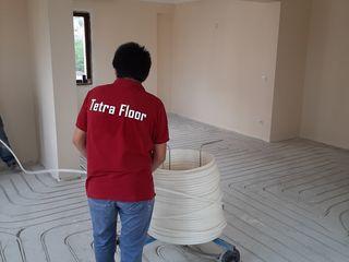 Daire Yenileme Projesi - Kartal Tetra Floor Yerden Isıtma