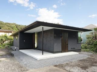 065相模原 I さんの家 atelier137 ARCHITECTURAL DESIGN OFFICE 一戸建て住宅 灰色