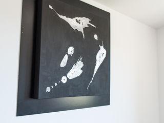 Opere d'arte in Casa antonio felicetti architettura & interior design Sala da pranzoAccessori & Decorazioni Ambra/Oro