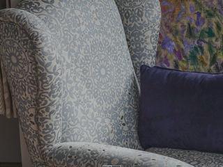 Poltronas Artachos Decorações Sala de estarBancos e cadeiras Azul