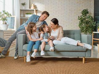 mirat.pl WohnzimmerSofas und Sessel Textil Mehrfarbig