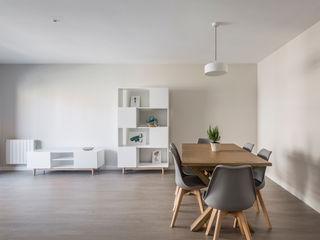 Housing in Benimaclet tambori arquitectes Living room