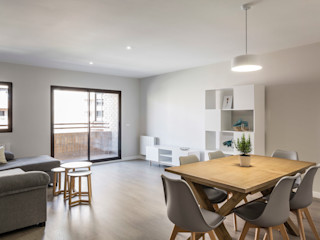Housing in Benimaclet tambori arquitectes Modern style bedroom