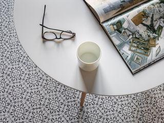 Home in Plaza Redonda tambori arquitectes Floors
