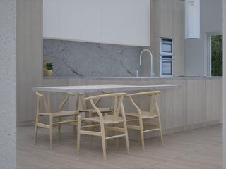 Escala Absoluta 現代廚房設計點子、靈感&圖片