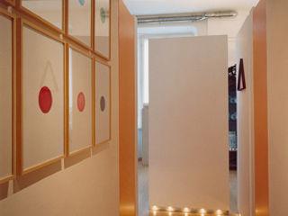 studio patrocchi Couloir, entrée, escaliers originaux