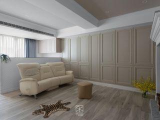 淬鍊 - 3樓 禾廊室內設計 客廳