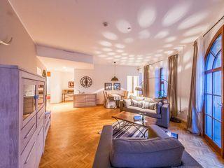 Erckerwohnung Dresden Immobilienfotografie & Architekturfotografie André Henschke Ausgefallene Wohnzimmer