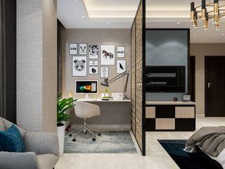 كاسل للإستشارات الهندسية وأعمال الديكور والتشطيبات العامة BedroomAccessories & decoration Granite Yellow