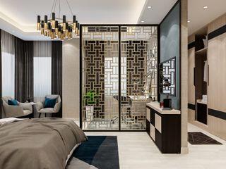 كاسل للإستشارات الهندسية وأعمال الديكور والتشطيبات العامة BedroomAccessories & decoration Limestone Yellow