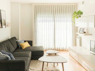 Estudi Aura, decoradores y diseñadores de interiores en Barcelona Living room