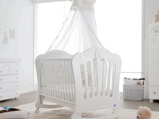 My Italian Living Nursery/kid's roomBeds & cribs