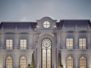 Luxurious New Classic Villa Design IONS DESIGN วิลล่า หิน White