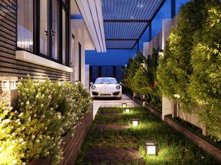 NỘI THẤT BIỆT THỰ LIỀN KỀ KIÊN GIANG - 4PN - CHỊ MỸ Công ty Cổ Phần Nội Thất Mạnh Hệ Vườn ao