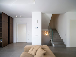 Villa S+S Fabricamus - Architettura e Ingegneria Scale
