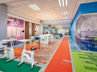 TEC CCM2 Edificio Sur usoarquitectura Estudios y despachos modernos