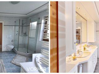 VISUAL BUHO Homestaging & Redesign Kamar Mandi Klasik
