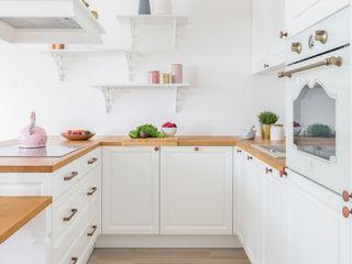 Pracownia Architektury Wnętrz Decoroom Cuisine rustique