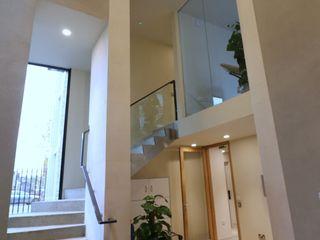 Fixed glass screens Ion Glass Minimalist walls & floors Glass