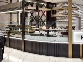 HÇ Design Studio Interior landscaping