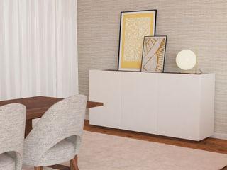 ADN Furniture Sala da pranzo moderna