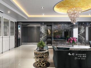 來場流光滿溢的頂級奢華饗宴--仁山協和 木博士團隊/動念室內設計制作 商業空間