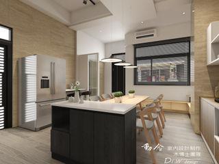 設計使生活簡單而幸福 木博士團隊/動念室內設計制作 廚房