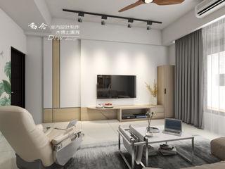 設計使生活簡單而幸福 木博士團隊/動念室內設計制作 客廳