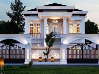 Exterior House_Aceh (Mr. Azhari) VECTOR41 Bungalow